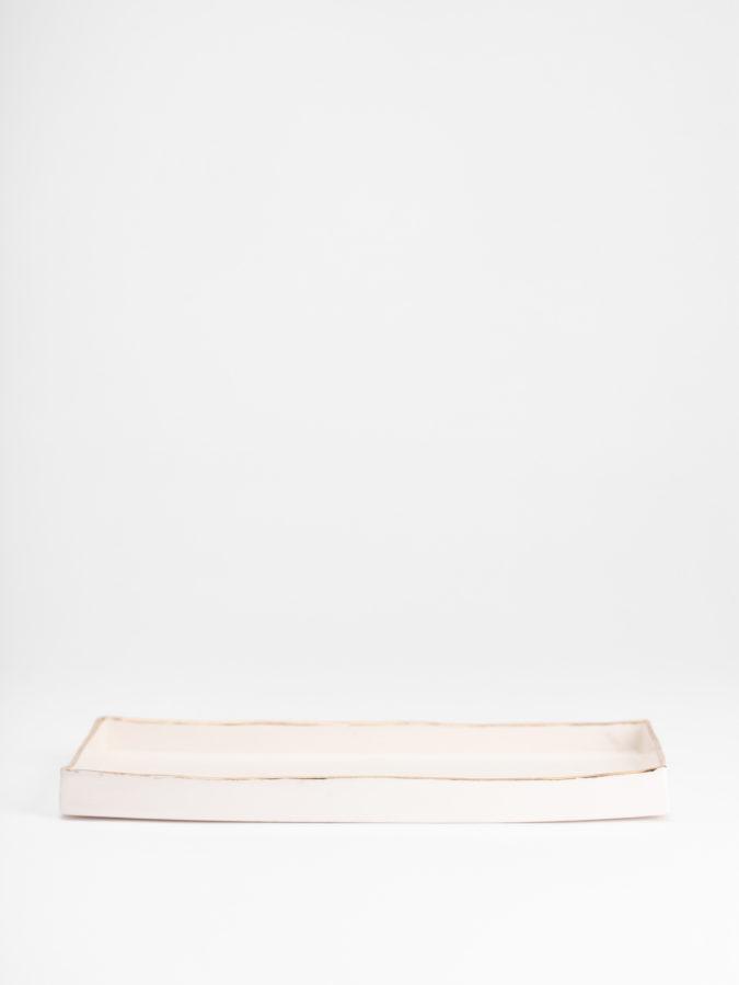 Love affair rectangular platter