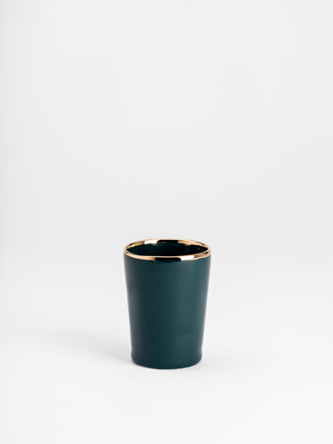 A walk in the woods espresso cup