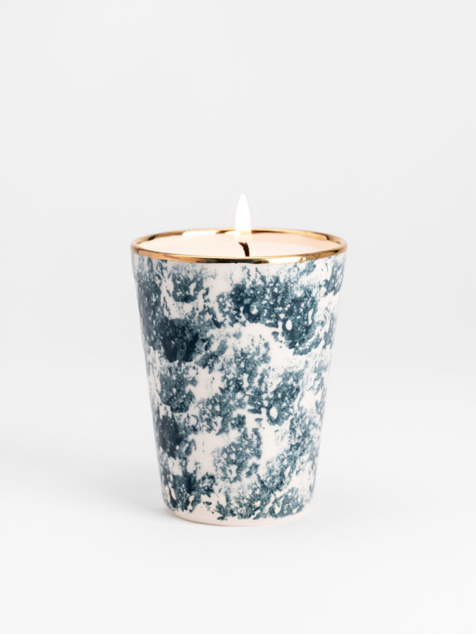 Spoil yourself small candle