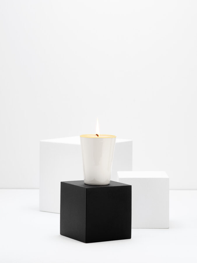 Love affair small candle