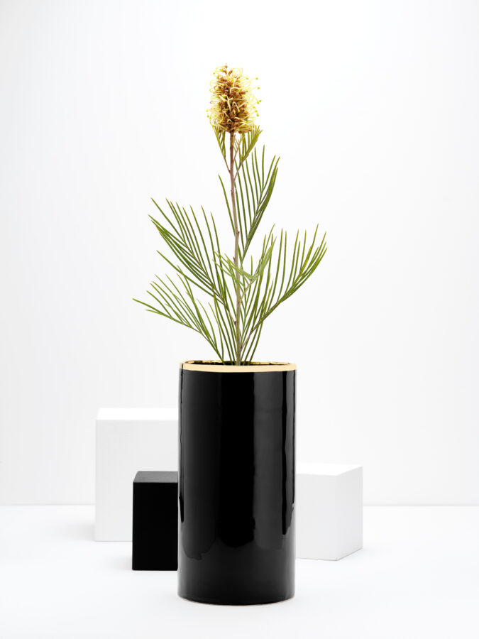 Till the break of dawn vase